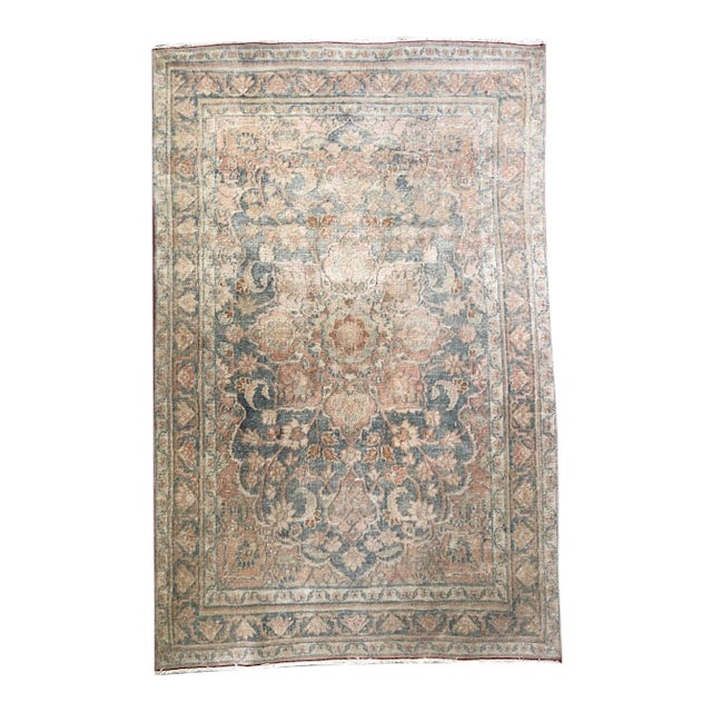 Vintage Traditional Rug For Sale