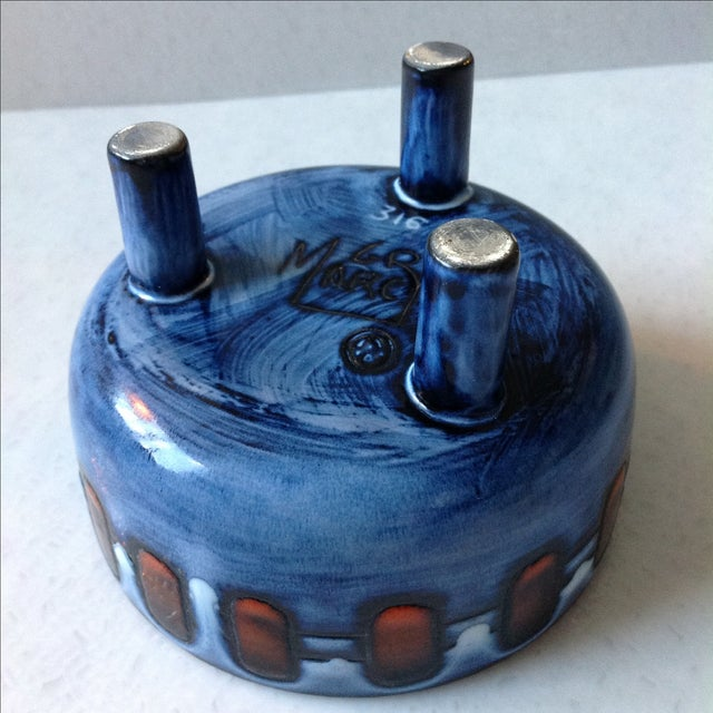 Mid-Century French Studio Art Pottery - Image 7 of 10