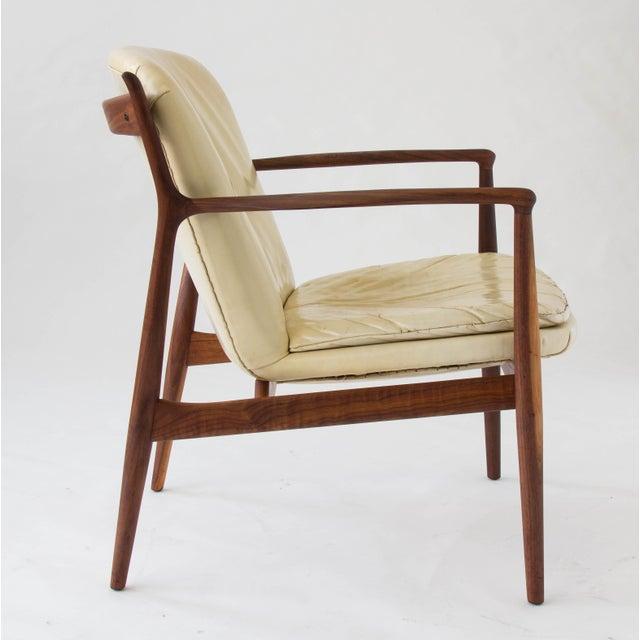 "Wood Finn Juhl ""Delegate"" Armchair For Sale - Image 7 of 11"