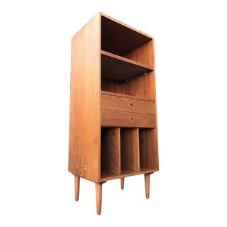 Mid Century Modern Display Cabinet, Denmark For Sale