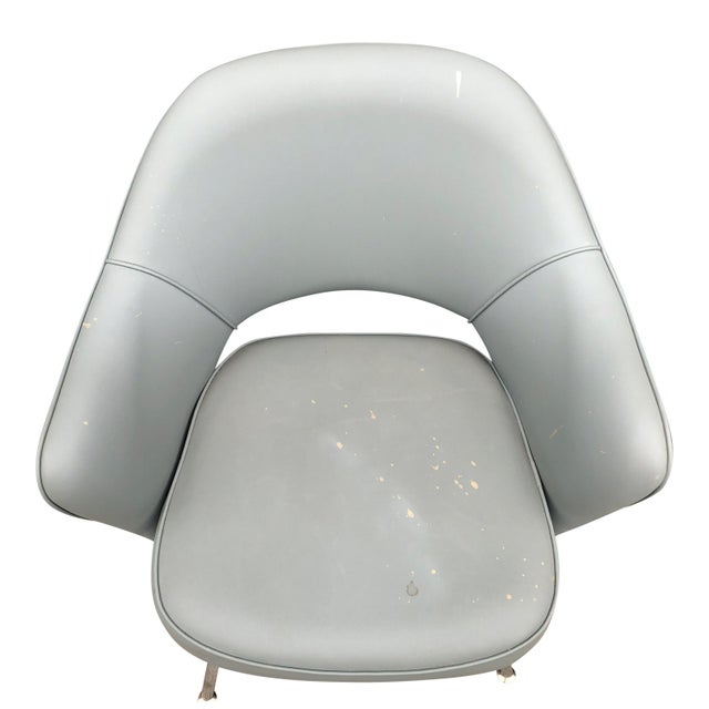 1960s 1960s Mid-Century Modern Eero Saarinen for Knoll Executive Chairs (11 Avail) For Sale - Image 5 of 6