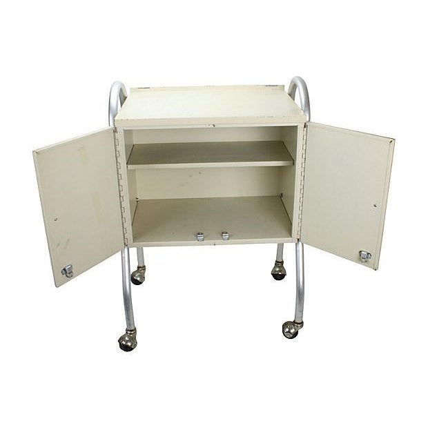 1960s Industrial Cart - Image 4 of 5