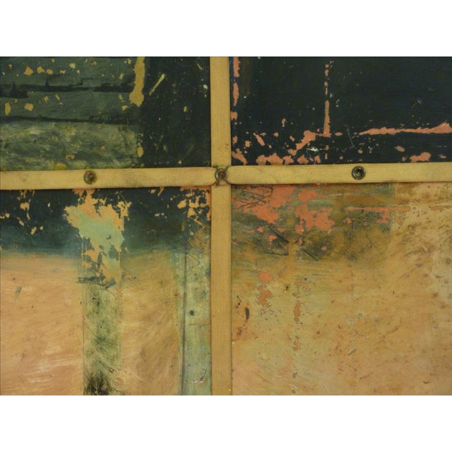 Doug Bell Mixed Media on Canvas - Image 3 of 4