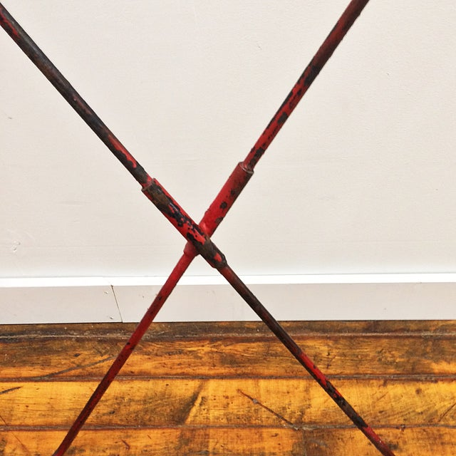 Iron Butterfly Chair Frames - Image 6 of 7
