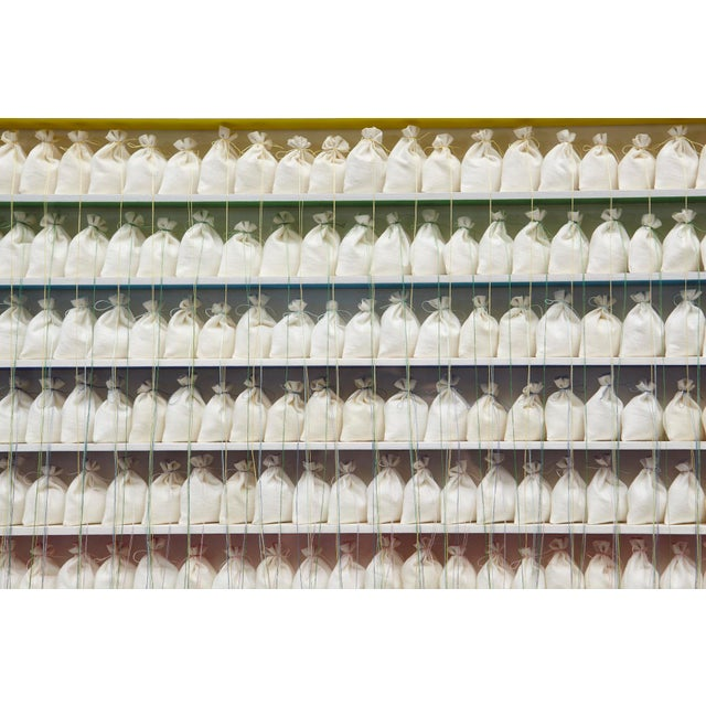 Modern Rosamond Berg, Rainbow Spectrum Ii, 1981, Mixed Media For Sale - Image 3 of 12