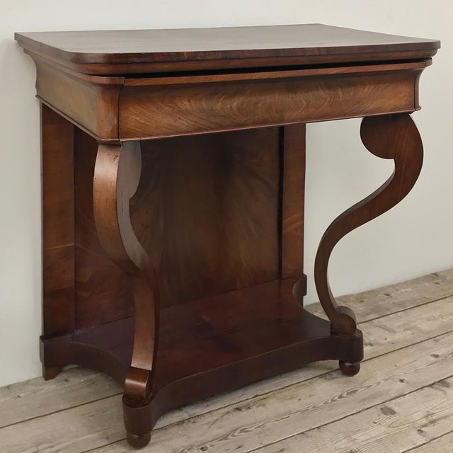 19th Century French Louis Philippe Console For Sale - Image 4 of 12