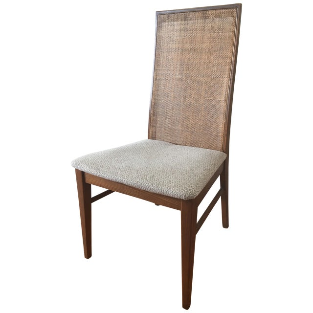 Tall Cane Back Chair For Sale