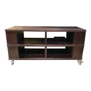 Crate & Barrel TV Console/ Stand For Sale