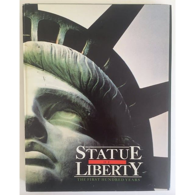 """ Statue of Liberty the 1st 100 Years "" Vintage 1985 Architecture Heritage Large Collector Book For Sale - Image 11 of 11"