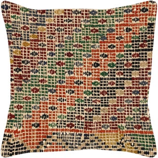 "Nalbandian - Turkish Jijim Pillow - 18"" X 18"" For Sale"