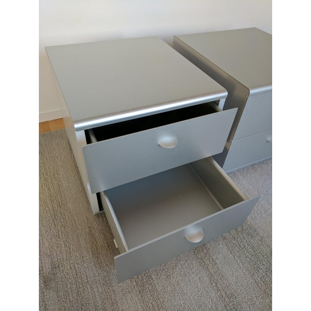 Jesus Gasca Jesus Gasca For Stua Spanish Two Drawer Side Tables - A Pair For Sale - Image 4 of 7