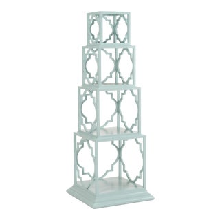 Quadro Etagere, Blue For Sale