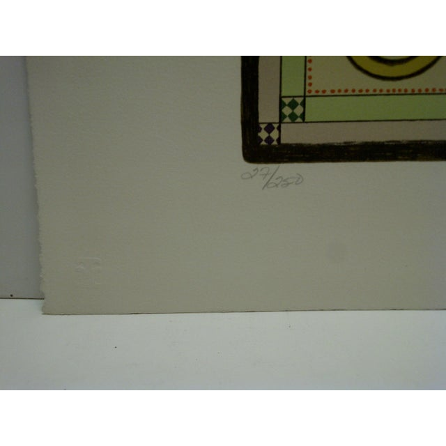 """Boudicca"" Signed Print For Sale - Image 5 of 6"