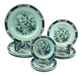 Image of Turquoise Dinnerware