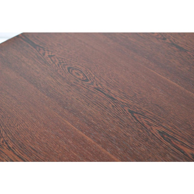 Spencer Fung Custom Wenge Wood Coffee Table - Image 9 of 9