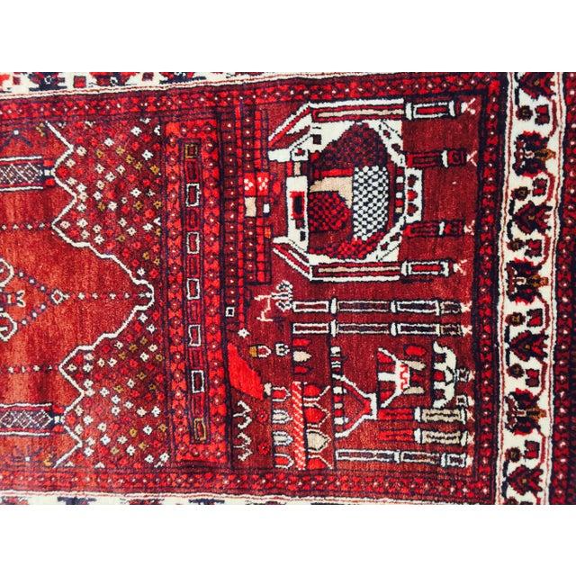 Baluchi Persian Handmade Rug - 2′6″ × 4′6″ - Image 4 of 9