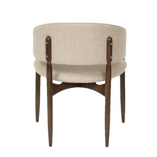 Set of 16 Enroth Dining Chairs For Sale In New York - Image 6 of 7