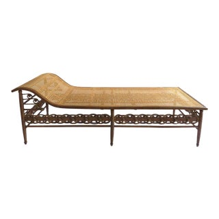 Heywood Wakefield Antique Chaise Lounge