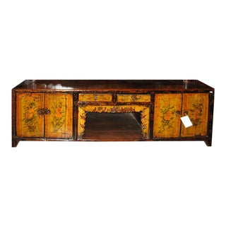 Antique Kang Painted Sideboard For Sale