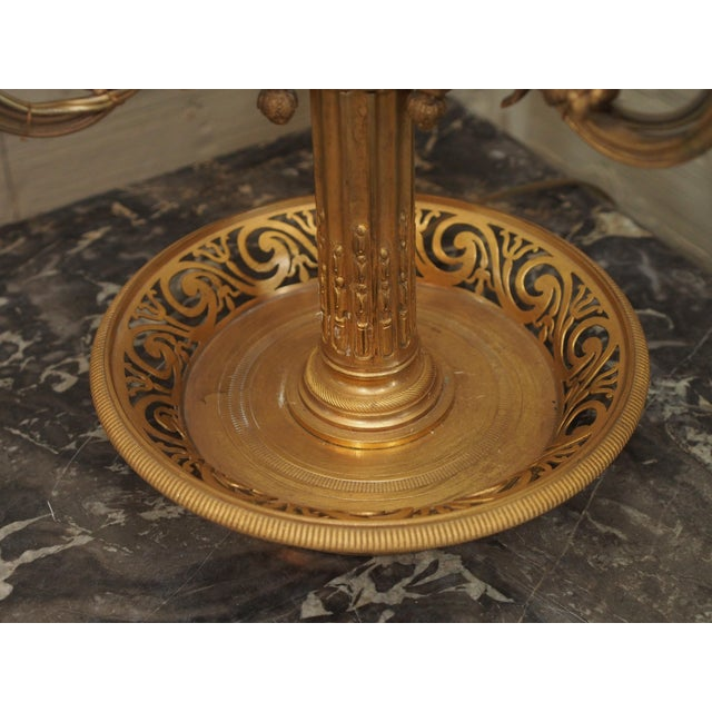 19th Century French Bouillotte Lamp - Image 8 of 8