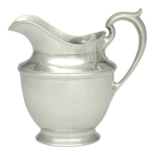 Gorham Silver Sterling 72oz Water Pitcher For Sale