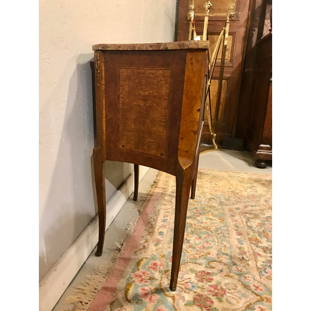 1900 - 1909 Louis XVI Style Side Table For Sale - Image 5 of 9