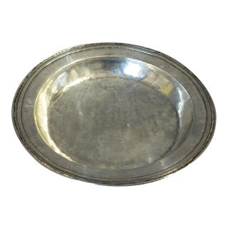 Sterling Silver Bowl For Sale