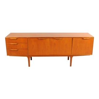 Teak Sideboard / Credenza by A. H. McIntosh & Co For Sale
