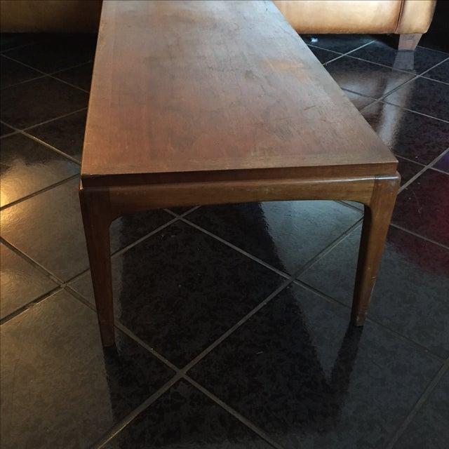 Lane Furniture Rectangular Coffee Table - Image 7 of 8