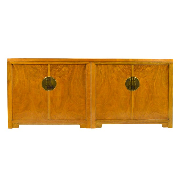 "Michael Taylor ""Far East"" Credenza by Baker For Sale"