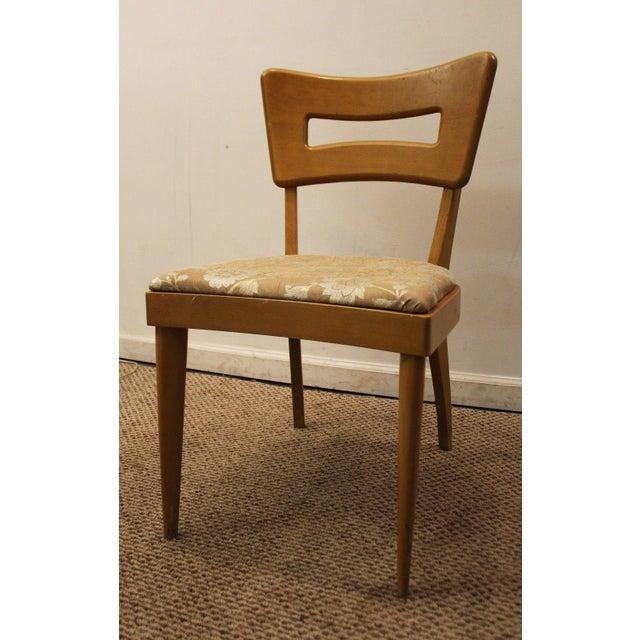 Heywood-Wakefield Danish Modern Side Chair - Image 2 of 11