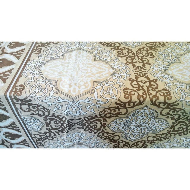 Medallion Table Cover - Image 3 of 4