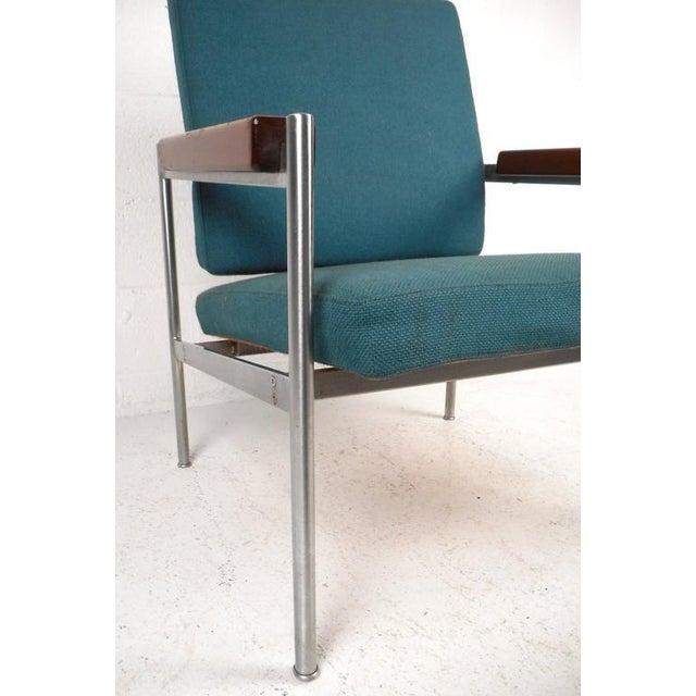 Vintage Modern Fritz Hansen Arm Chair - Image 2 of 10