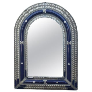 Marrakech Arched Resin Mirror For Sale