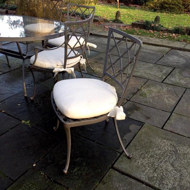 1960's Brown Jordan Patio Furniture-Set of 7 For Sale - Image 12 of 13