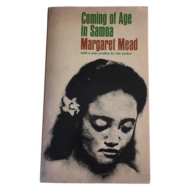 Coming of Age in Samoa, Margaret Mead 1973 For Sale