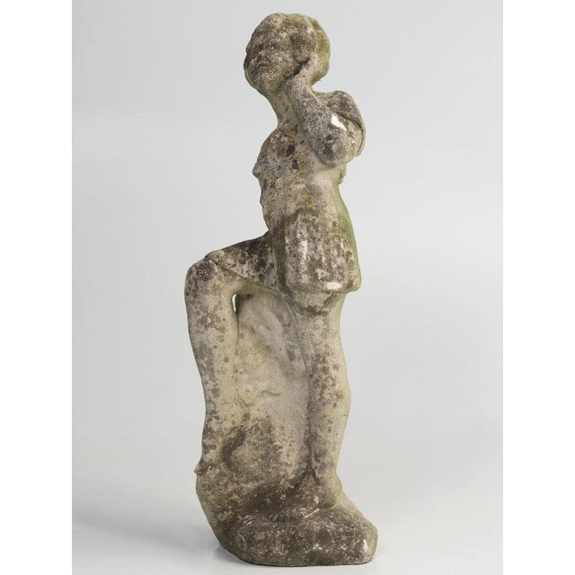 Early 20th Century English Garden Sculpture Circa 1910-20 For Sale - Image 5 of 13