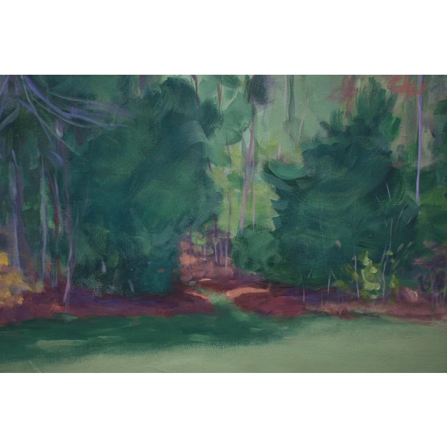 """Paint """"Fertile Ground"""" Contemporary Painting by Stephen Remick For Sale - Image 7 of 11"""