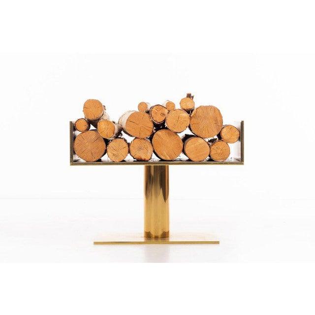 Warren Platner Warren Platner Log Holder For Sale - Image 4 of 7