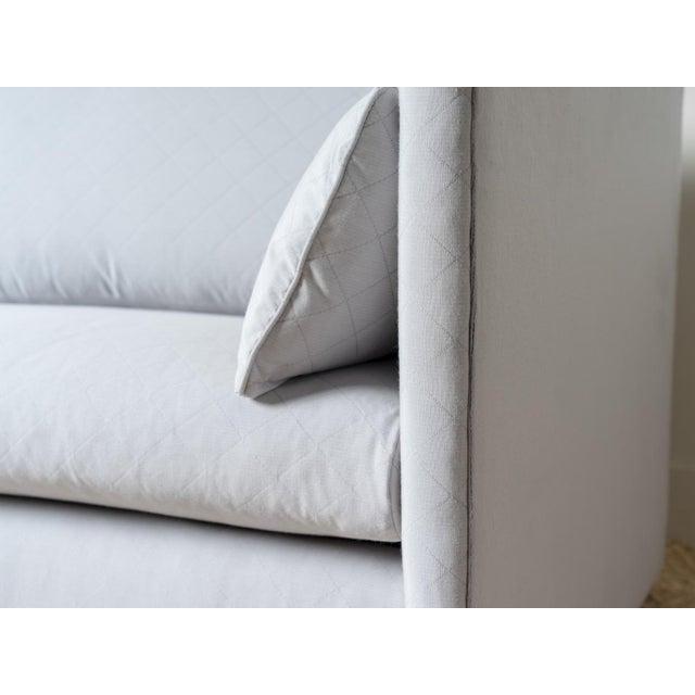 Modern EJ Victor Modern Upholstered Sunday Sofa For Sale - Image 3 of 7