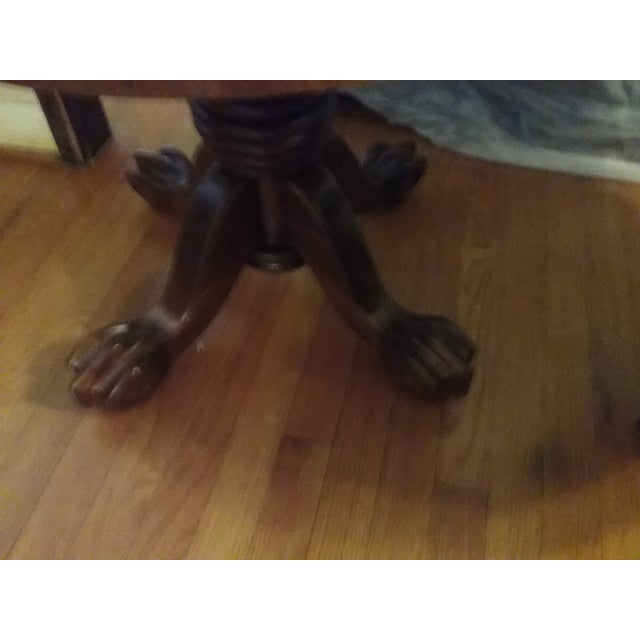 Classic Oak End Tables - Pair - Image 8 of 8