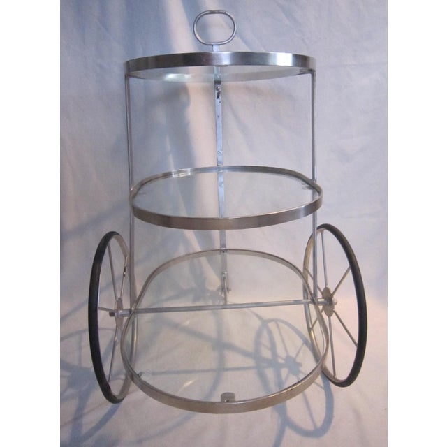Industrial Tea Cart - Image 5 of 7