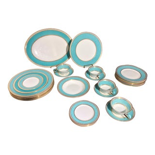 Ulander Powder Turquoise by Wedgwood For Sale