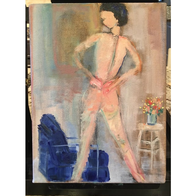 Oil Painting by Jj Justice - Image 7 of 7