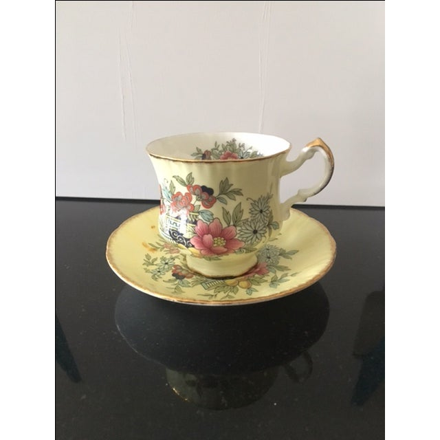Paragon Bone China Tea Cup and Saucer - Image 2 of 6
