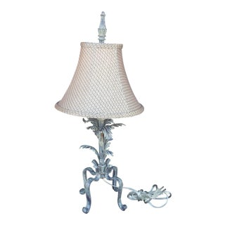 Vintage used french country table lamps chairish french country table lamp mozeypictures Images