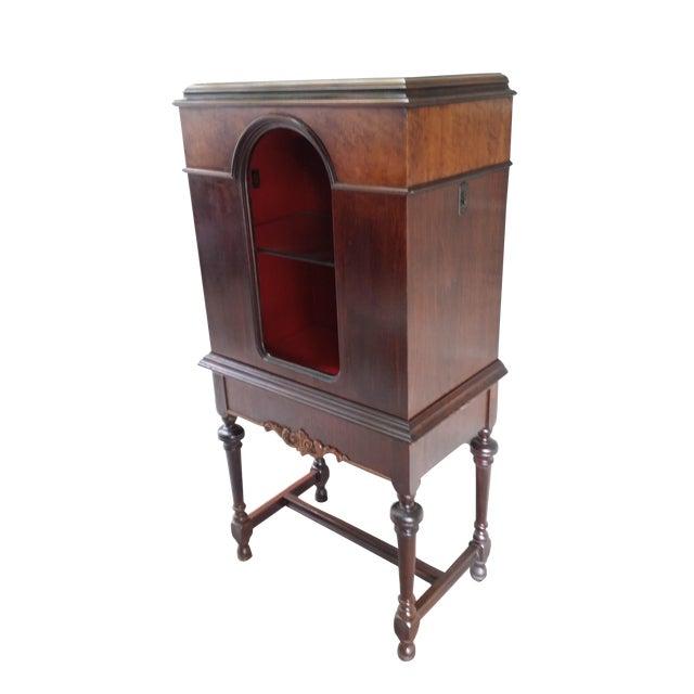 Vintage Radio Cabinet - Image 1 of 7