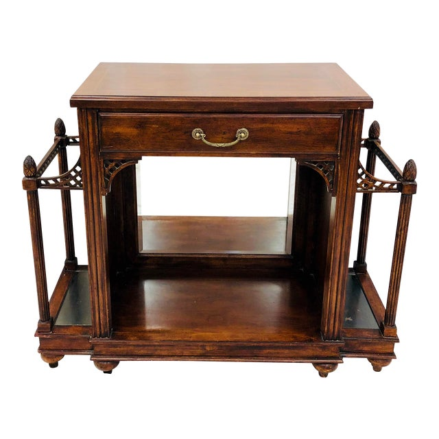 Vintage Entry Way Table For Sale