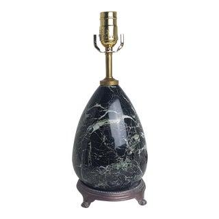 Custom Tear Drop Shaped Marble Lamp For Sale