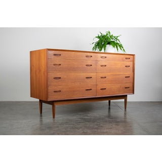 Rare Erik Buch Danish Teak 8-Drawer Dresser Preview